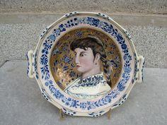 ZSOLNAY TELLER PLATEN 37 CM TOP ZUSTAN06604949500 Decorative Plates, Facebook, Top, Spinning Top, Crop Shirt, Blouses
