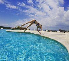 Tuffo #vacanze #summertime #piscina #maremma #toscana