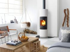 Get this Jotul stove for immediate impact in your living room. See our website for more information: http://jotul.com/uk/products/wood-stoves
