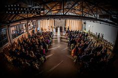 Ovation Wedding Venue Chicago Ceremony