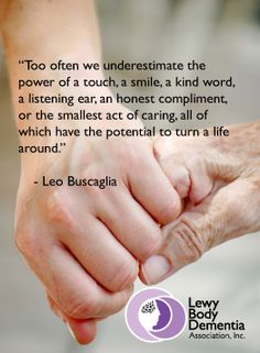 This relates to Nonverbal Communication because it makes me think of the quote… Dementia Quotes, Dementia Care, Alzheimer's And Dementia, Lewy Body Dementia, Caregiver Quotes, Elderly Care, Alzheimers, Life Lessons, Positive Quotes