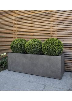 Enclave Trough 1500 Planter – Extra Large Mid-Grey GRP Trough Garden Planter - All About Gardens Garden Troughs, Large Outdoor Planters, Trough Planters, Rectangular Planters, Tall Planters, Patio Planters, Modern Planters, Large Garden Pots, Stone Planters