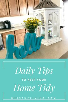 Quick Tips for Keepi
