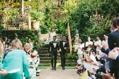 A Greenery-Filled Hawaiian Wedding in a Historic Sugar Mill Hawaiian Boys, Red Video, Great Expectations, Maui Weddings, Bff Pictures, Wedding Vendors, Wedding Ideas, Lgbt Wedding, Wedding Ceremonies