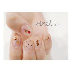 Cute Nails, Pretty Nails, Hair And Nails, My Nails, Fall Nails, Short Nails Art, Minimalist Nails, Pastel Nails, Stylish Nails