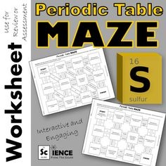 fun way to assess student understanding of the periodic table - Periodic Table Arrangement Activity