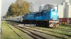 CRÓNICA FERROVIARIA: Trasladan tercera formación de trenes Talgo IV