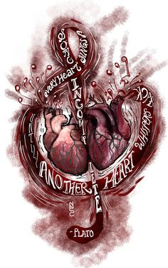Title-every heart sings a song incomplete until another heart whispers back -Plato every heart sings a song incomplete until another heart whispers back, Plato Quote,   Quote Of The Day, NelsonNSC, Macabre