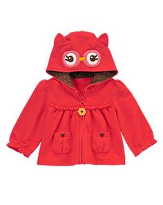 @Leah Mueller Frickenstein ....winter coat for Nora?? Cute styles to take your kids into fall #BabyCenterBlog
