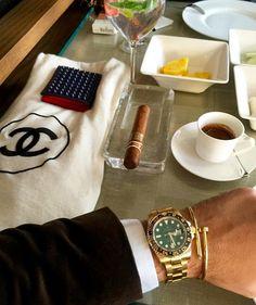 MTD Style / Rolex - Cartier - Chanel - Louboutin
