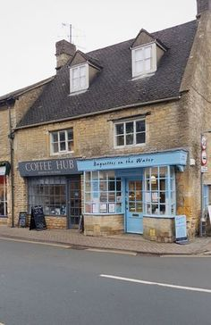 Bourton-on-the-Water in the beautiful Cotswolds