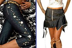 How to Revamp Old Clothes | DIY Projects | Makeover | Creative | Sewing | Sweaters | Pants | Jeans | T-Shirts | Skirts