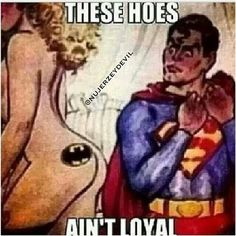 These Hoes Ain't Loyal. Lmfao