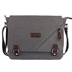 c038b51ee0fb Degohome Canvas Satchel Bag Shoulder Bag Crossbody Sling Bag for Men and  Women – Jewelry   Gifts