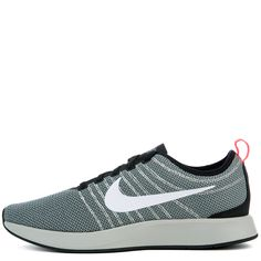 sports shoes 68271 b045f Nike Dualtone Racer Black white-pale Grey-solar Red Black Nikes, Solar
