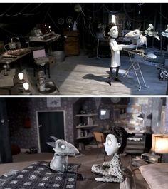 From Tim Burtons new movie Frankenweenie. Pretty awesome