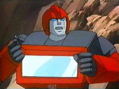 """Original Tranformers""          Ironhide - He was the best!  (Brawler)"