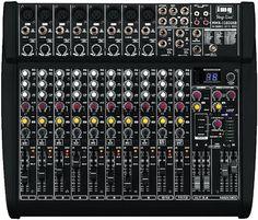 Sprzęt DJski    10-kanałowy mikser audio StageFX #music #DJ - http://www.stageFX.pl
