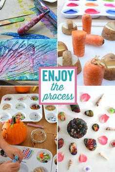 easy process art projects for kids - keri cherry Art Activities For Kids, Preschool Art, Art For Kids, Nursery Activities, Salt Painting, Painting Collage, Projects For Kids, Art Projects, Crafts For Kids