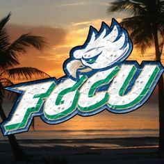 24 oz Tervis Florida Gulf Coast State University Emblem Individual Water Bottle with Gray Lid Clear