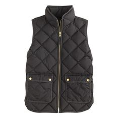 J.Crew Womens Excursion Quilted Puffer Vest