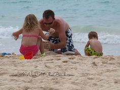 Family Beach Travel