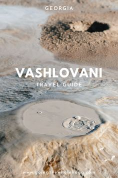 Explore Georgia's most unique national park with this complete Vashlovani travel guide. Find out everything you need to know to plan your trip, including the best things to see (like Mijniskure, Takhti-Tepha Mud Volcanoes, and Pantishara Canyon), how to organise permits, and where to stay. We include suggested itineraries with route maps, a full length video, lots of photos, and more. #Georgia #AdventureTravel #Caucasus @goingthewholehogg