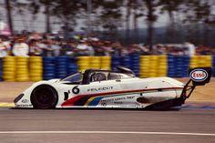1991 Le Mans Peugeot 905