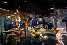Both Boutique & Both Music by PRISM DESIGN, Shanghai – China » Retail Design Blog
