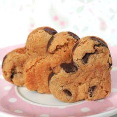 Una lista con recetas para San Valentín no estaría completa sin las famosas chocolate chip cookies.