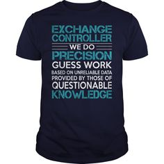 (Top Tshirt Deals) Awesome Tee For Exchange Controller [Tshirt design] Hoodies, Funny Tee Shirts