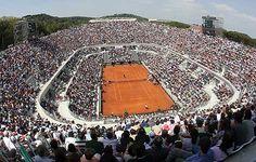 Tennis in Rome!