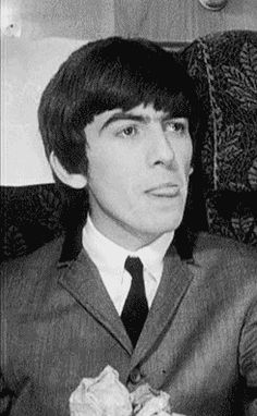 george harrison memes | my gifs the beatles george harrison a hard day's night