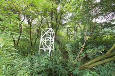 Graphic Surgery  #graphicsurgery #GS #ruralart #sculpture #sitespecific #temporary #naturalart #ruralart #contrast #constructivism