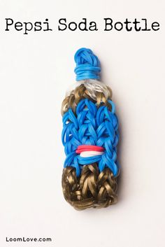Rainbow Loom PepsiCo Charm