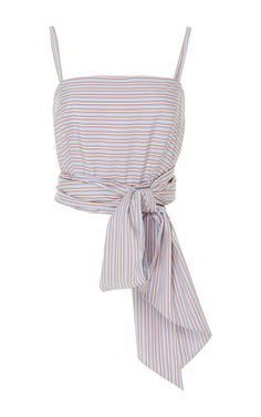 Striped Everything Top by MDS STRIPES for Preorder on Moda Operandi