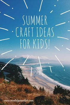 Summer Craft Ideas f