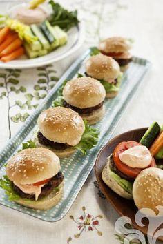 Bild på Hamburgerbröd Mini