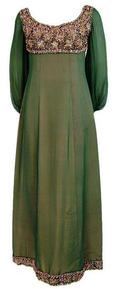 Dress Pierre Balmain, 1960s 1stdibs.com
