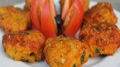 Quiche Muffins, Hungarian Recipes, Falafel, Tandoori Chicken, Finger Foods, Vegetarian Recipes, Paleo, Food And Drink, Potatoes