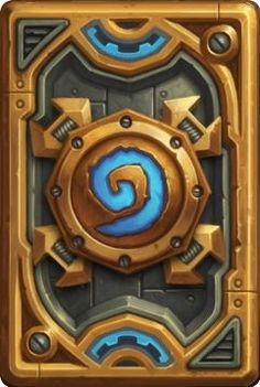 """The Card Backs of #Hearthstone - """"Gnome"""""""