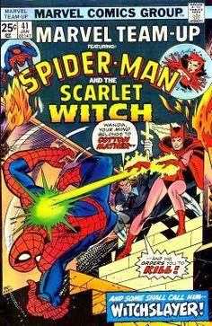 Marvel Team-Up # 41 by Gil Kane & Dan Adkins