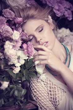 La Vie En Rose by Yie Sandison