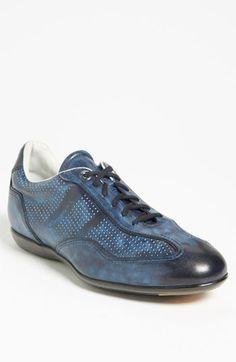 Santoni Striper-6 Sneaker