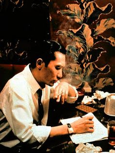 Tony Leung Chiu Wai-Starring in: In the Mood for Love; 2046 and Lust Caution among many others. Amazing talent.