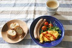 続・朝ごはん特集|卵料理のある朝ごはん『コツをつかめば簡単。卵料理の基本』(洋食編) – 北欧雑貨と北欧食器の通販サイト | 北欧、暮らしの道具店