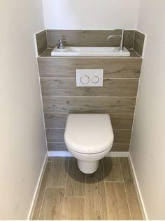 Décoration des Toilettes & WC : 101 Astuces pour les Réveiller ! Bathroom Wall Decor, Bathroom Storage, Bathroom Interior, Bathroom Ideas, Bathrooms Decor, Bathroom Cabinets, Bathroom Organization, Restroom Cabinets, Bathroom Canvas
