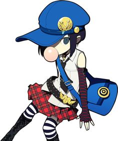 Persona 4 Chibi Marie