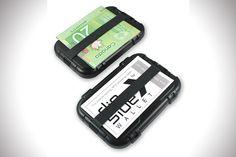 Flipside Wallets Men's RFID Blocking Flipside 3X Wallet