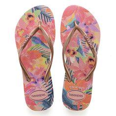 14497c784 Havaianas Slim Tropical Sandal Ballet Rose Price From  €